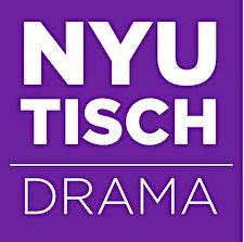 NYU, Tisch School of the Arts, Department of Drama logo