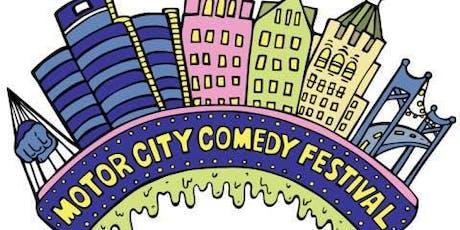Motor City Comedy Festival 2019 tickets