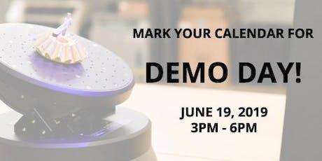 Digitize Designs' Demo Day tickets
