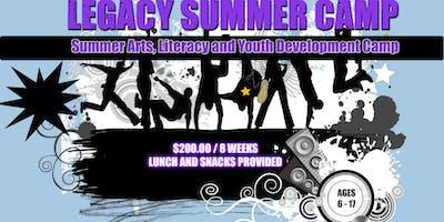 Register Now: Legacy Summer Art Camp