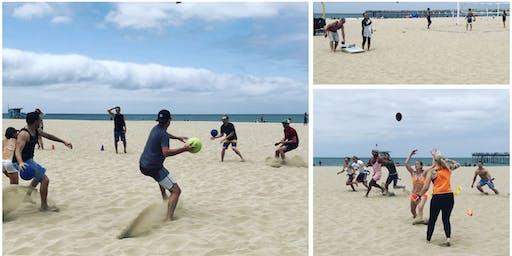 Summer Beach Olympics