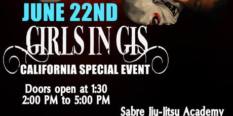 Girls in Gis California Special Event  tickets