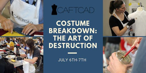 Costume Breakdown for Film and Television: The Art of Destruction