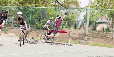 Raleigh Bike Polo Open Court