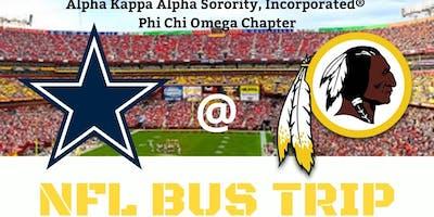 NFL Bus Trip: Cowboys @ Redskins