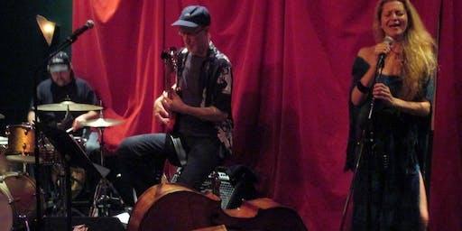 John Adam's Elite Jazz Jam every Wednesday at Balcony Club