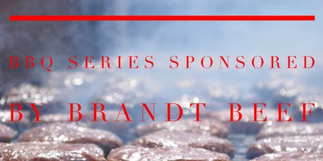 BBQ Series Sponsored by Brandt Beef - Part 1 - Smoking tickets