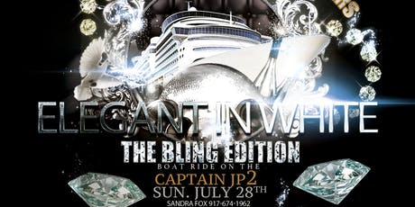"ELEGANT IN WHITE, ""The Bling Edition"" CELEBRATING 20 YEARS!!!! tickets"