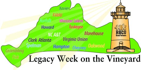 Legacy Week on The Vineyard 2019 List of Events tickets