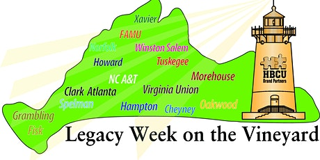 Legacy Week on The Vineyard 2021 List of Events tickets