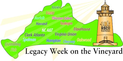 Legacy Week on The Vineyard 2019 List of Events