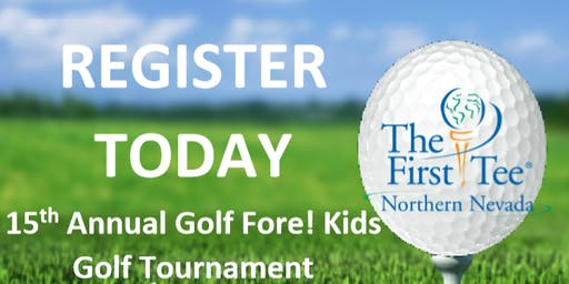 15th Annual Golf Fore! Kids Tournament