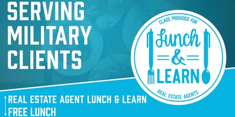 Real Estate Agent Lunch & Learn Silverdale tickets