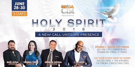 MEGA CIM 2019 HOLY SPIRIT 2019