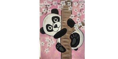 Kid's Spring Panda | $15