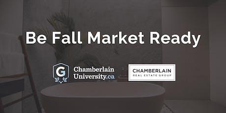 Be Fall Market Ready tickets