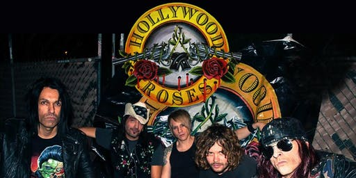HOLLYWOOD ROSES, A Tribute To GUNS N' ROSES