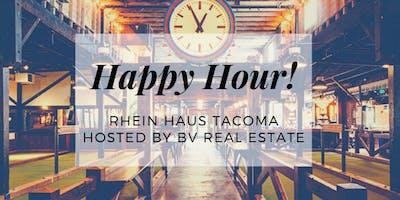 Happy Hour! Rhein Haus Tacoma