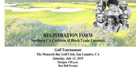Northern CA CBTU Golf Tournament tickets