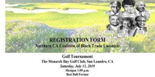 Northern CA CBTU Golf Tournament