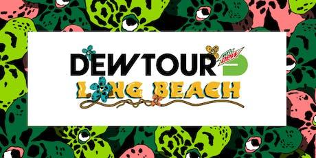 Dew Tour Long Beach 2019 June 13 - June 16 tickets