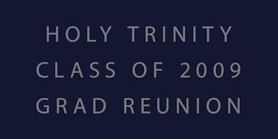 Holy Trinity 10 Year Reunion