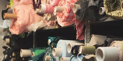 Textiles Tuesday with STITCHed Fashion Consulting