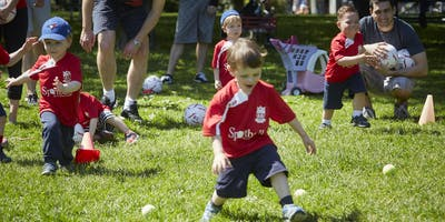 Complimentary Parent Participation Outdoor T-Ball Class @ Bear Creek Elementary in Surrey