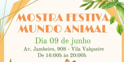 Mostra Festiva Mundo Animal