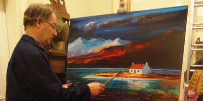 Painting Course - Acrylic Landscapes
