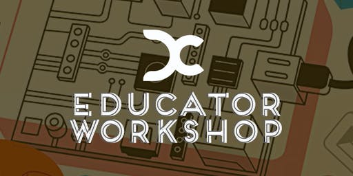 Educator Workshop: Building Projects with Raspberry Pi (Level 2)