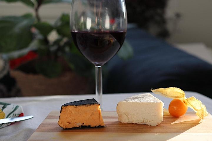 Vegan Wine & Cheese image