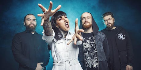 Jinjer with The Browning & Guests... tickets