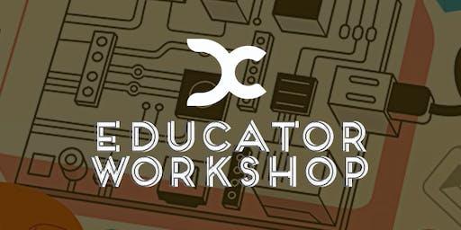 Educator Workshop: Am I Coding or Baking with Raspberry Pi? (Level 1)