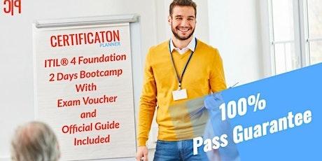 ITIL 4 Foundation 2 Days Classroom in Washington tickets