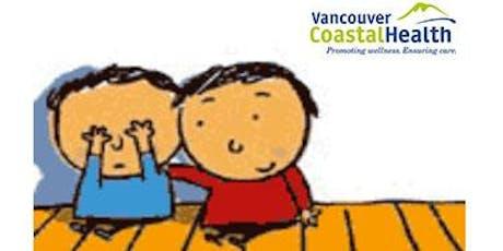 5個星期五工作坊系列: 幫助孩子處理焦慮免費工作坊 (廣東話授課)A 5-Workshop Series on Helping Children Manage Anxiety (offered in Cantonese) tickets