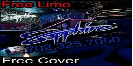Sapphire Club Las Vegas (24/7) tickets