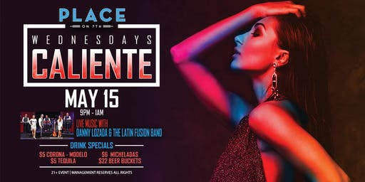 Caliente Wednesdays