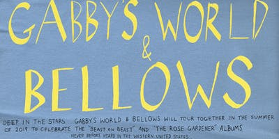 Gabby's World & Bellows @ The Vera Project