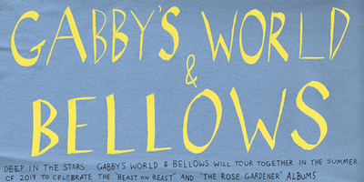 GABBY'S WORLD • BELLOWS