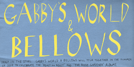 GABBY'S WORLD • BELLOWS tickets