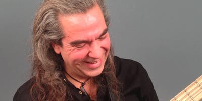 Ed Roman | Red Omen Album Release | A Folk Rock Soul Shaking Groove Concert