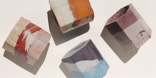 WORKSHOP: Pigmented Vessels with Concrete Geometric