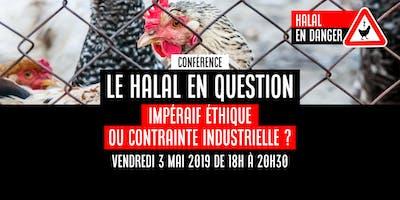 Le halal en question, impératif éthique ou contrainte industrielle ?