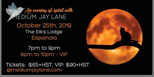 An Evening of Spirit with Medium Jay Lane