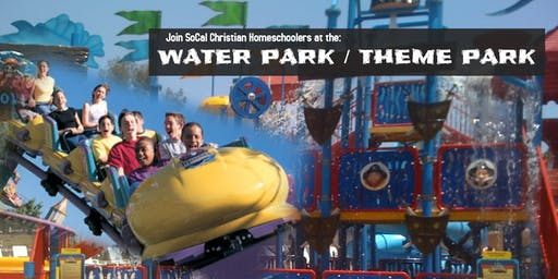 Summer Fun: Theme Park & Water Park!!  ONLY $12.99!!!