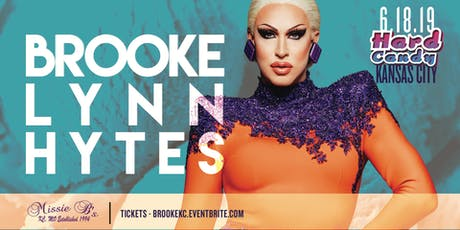 Hard Candy Kansas City with Brooke Lynn Hytes tickets