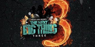 Next Big Thing Part 3