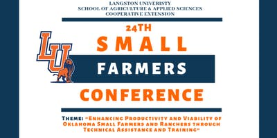 Langston University's 24th Annual Small Farmer's Conference