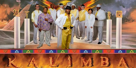 Kalimba The Spirit of Earth, Wind and Fire Christmas Show tickets